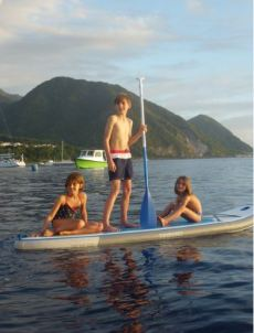 enfants-paddle